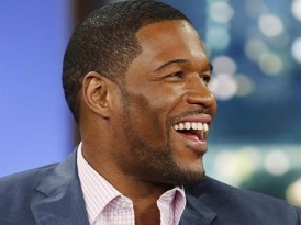 Michael Strahan Donates $100K to Texas Southern University's Marching Band