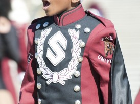 Shaw 'Platinum Sound' Junior Drum Major to Star in Tyler Perry Production