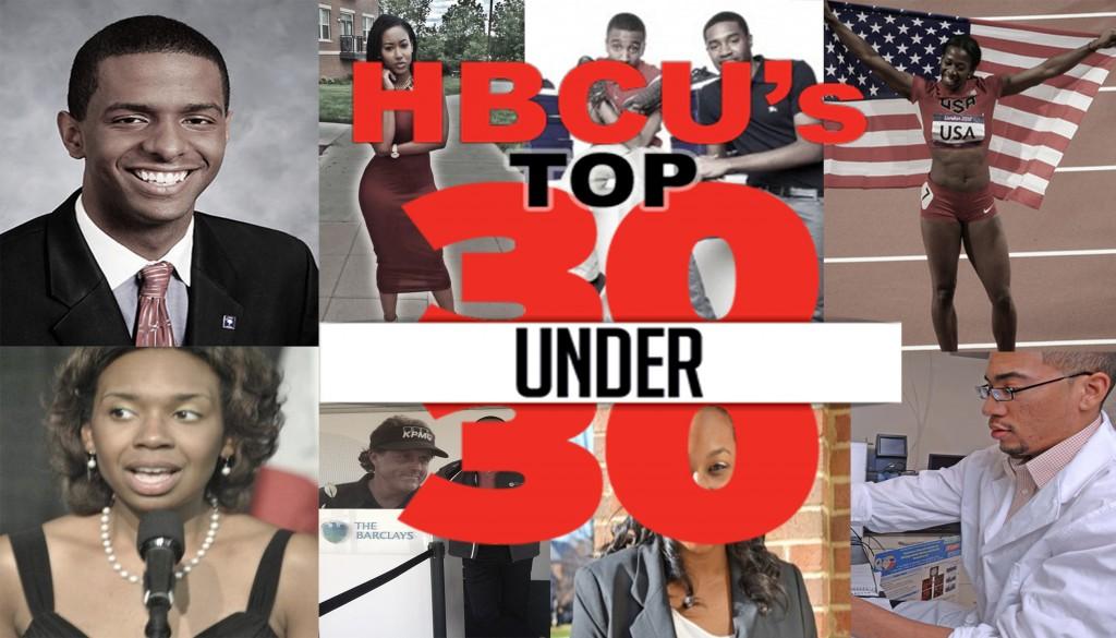 HBCU TOP 30 UNDER 30 HEADER