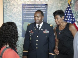 Prairie View Alum Colonel Mitchell is First Black to Command STL U.S. Army Corps