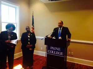 Dr. George Bradley resigns as Paine College president