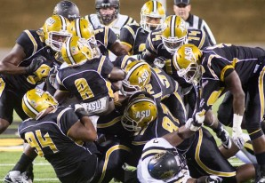 Alabama State Defeats UAPB 42-7 in Thursday Night Contest