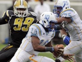 Alabama State's Senior, Edward Mosley Among the Nation's Best Athletes