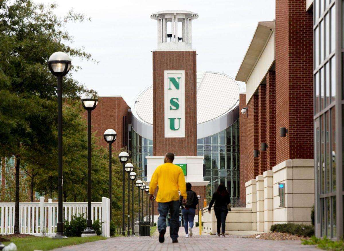 Nsu Campus Tour