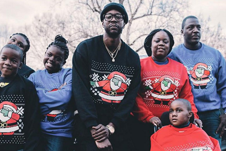 Alabama State Alum Nets 2m With Ugly Christmas Sweater Line Hbcu Buzz