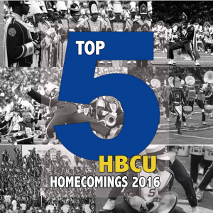 top 5 hbcu bands 2016