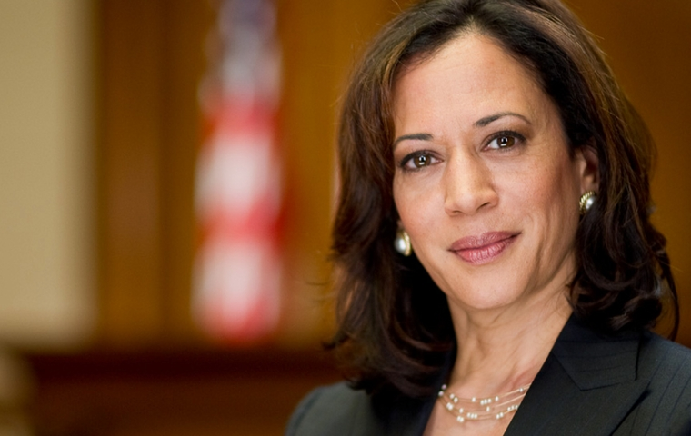 Sen Kamala Harris DCalif said Congress should reconsider the nations immigration enforcement system and possibly start from scratch by