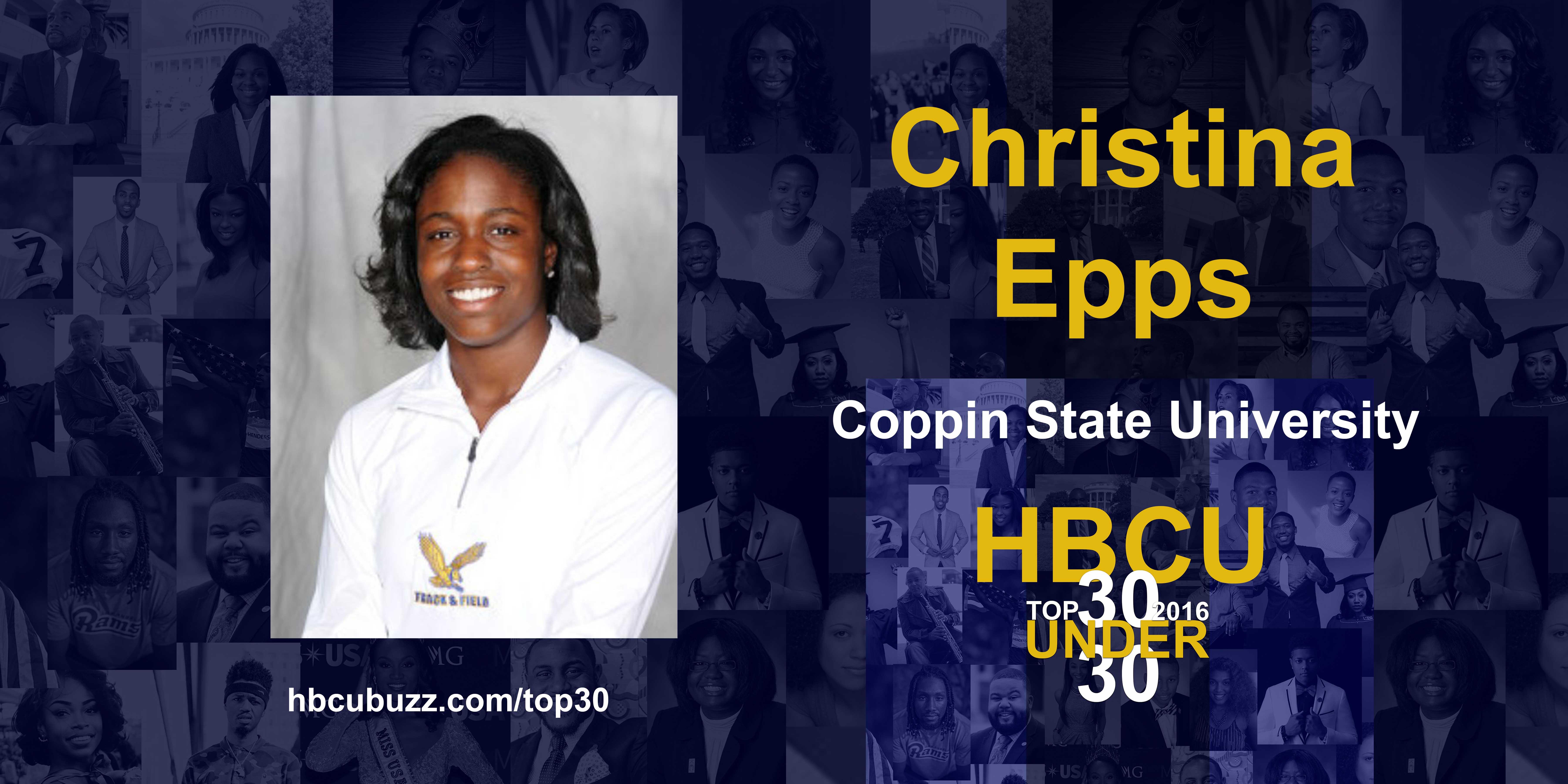 Christina Epps