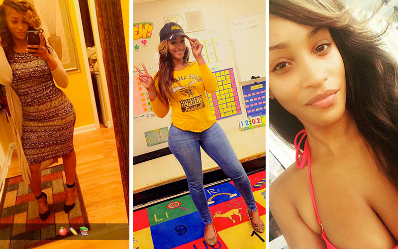 "This HBCU Grad Has Been Dubbed The ""Sexiest Teacher In America ..."