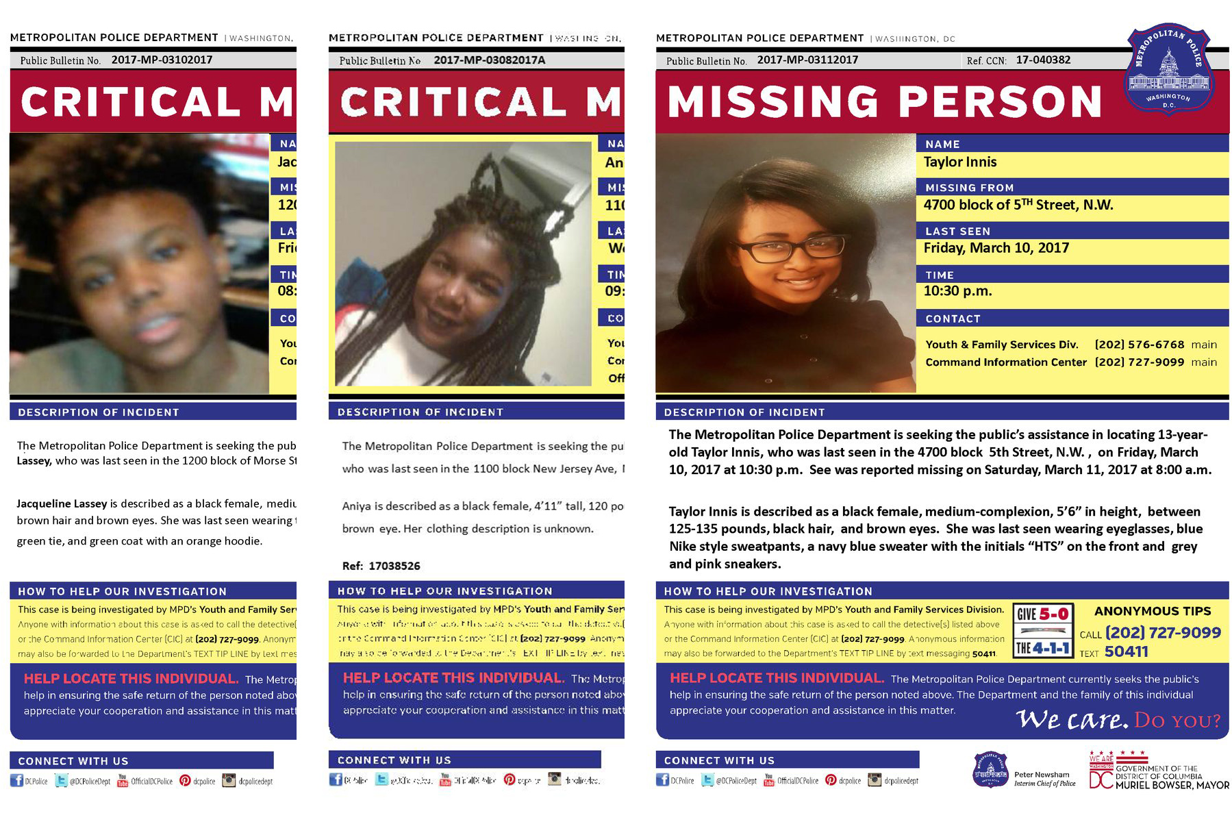 Image result for missing black girls